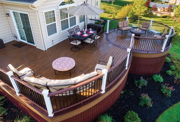 Designing the perfect deck, Designing the perfect deck Image
