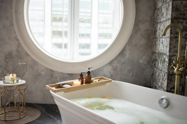 Soaker Tubs: What Are They And Why Do I Want One?, soaker tub Image